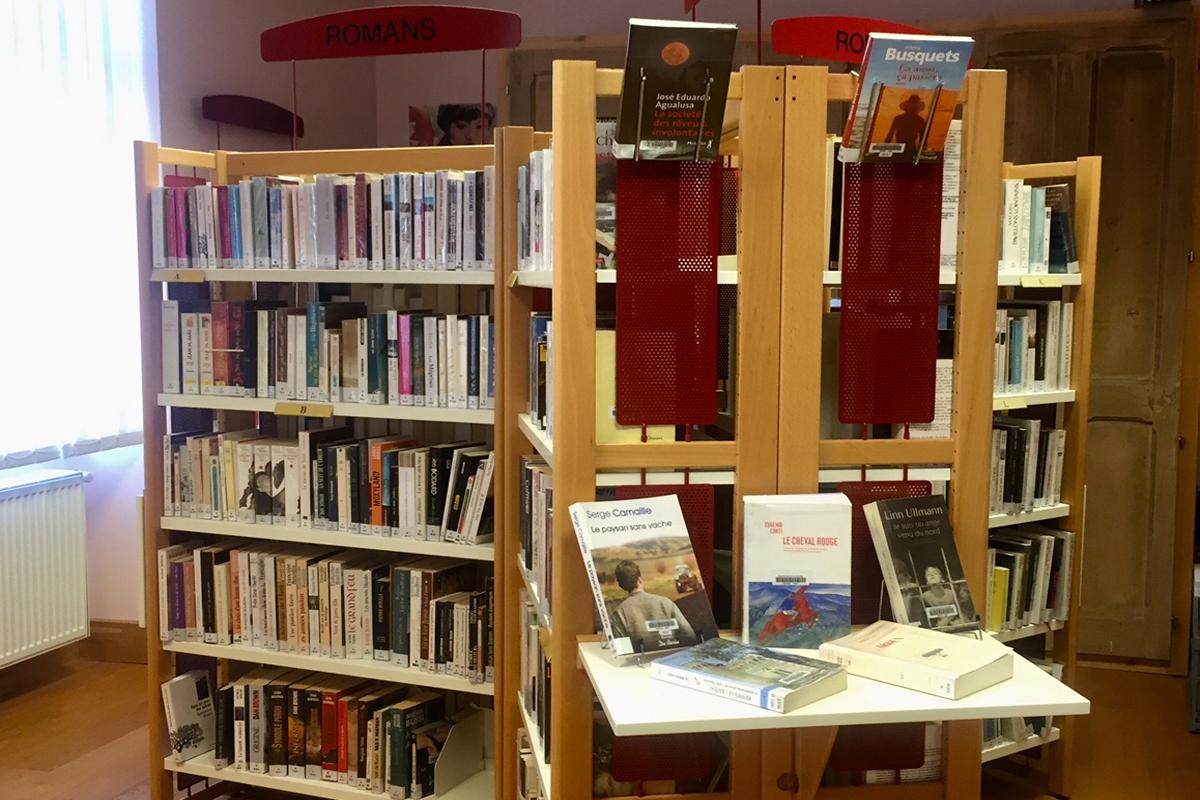 Bibliotheque Verrieres De Joux 3