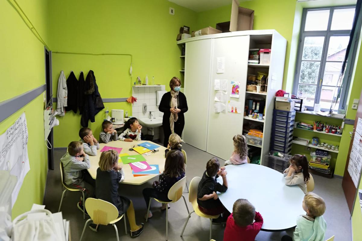 Ecole Verrieres De Joux 2